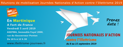 5 avril 2019 - Rencontre de mobilisation JNAI 2019 – Martinique