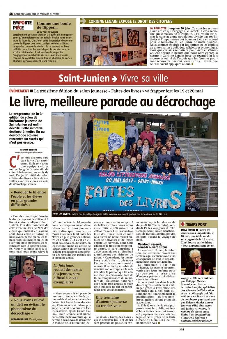article Saint-Junien